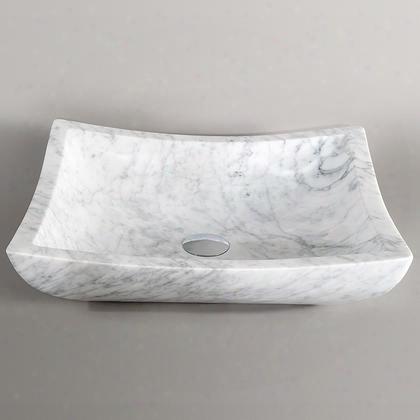 Wcgs3 White Carrera Marble