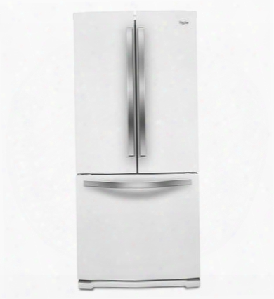 """Wrf560smyh 30"""" French Door Refrigerator With 19.7 Cu. Ft. Capacity Spillsaver Glass Shelves Freshflow Produce Preserver Condiment Caddy And Factory"""
