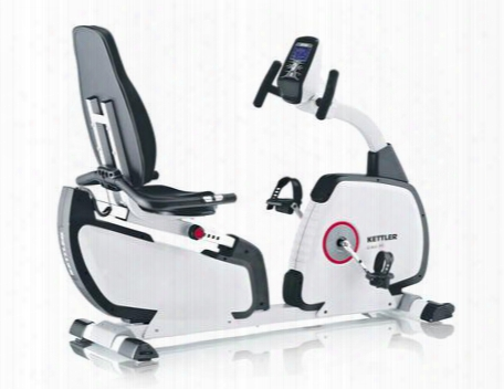 "7629-000 Giro R Programmable Recumbent Bike With Lcd Electronic Computer Display With Push & Turn Controls And Poly ""v"" Drive"
