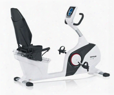 7688-600 Golf R Recumbent Bike With Lcd Electronuc Computer Display Heart Rate Monitor And Thick Padded Seat