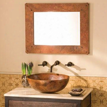 Cpm92 Large Tuscany Mirror In