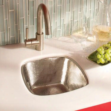 Cps547 Rincon Copper Bar Sink In Brushed