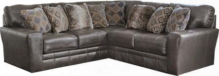 "Denali Collection 4378-62-42-1283-28/308 3-28 104"" 2-piece Sectional With Left Arm Facing Section With Corner And Right Arm Facing Loveseat In"