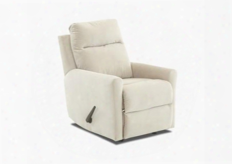 "Ikon Collection 91603h-rrc-to 29"" Rocking Reclining Chair With Foam Seat & Back Cushions Track Arms And Single Chair Cushion In Tina"