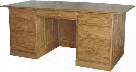 365-210 Seton Hall Flat Top Desk