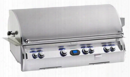 E1060i-4a1p Echelon Diamond Series Built In Liquid Propane Grill 1056 Sq. In. Cooking Area With Hot Surface Ignition A Rotisserie Backburners And All Infrared