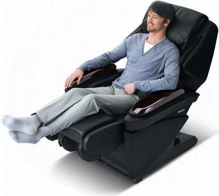 Ep-ma70kx Real Pro Ultra Full Body 3d Massage Chair With Heated Massage Rollers Moving Armrest Foot Massage Shoulder Massage Calf Massage & In