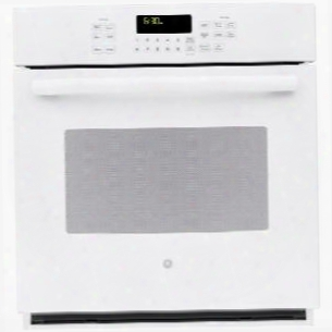 """Pt7050dfww 30"""" Sc Convection Single Oven With 5.0 Cu. Ft. Oven Capacity Designer Style Handle And Self Clean With Steam Clean Option In"""