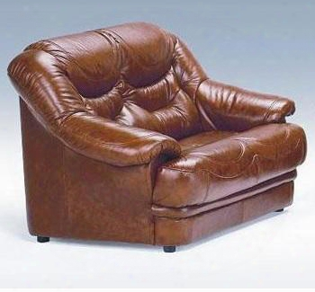 Vgdimalagaloveseat Malaga Collection Italian Brown Leather