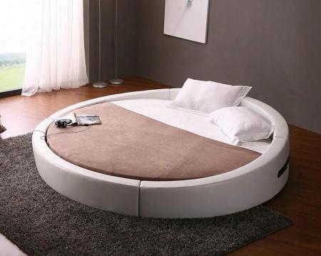 Vgkcopus Opus Modern Round Leather