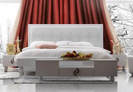 Vgsle-snowwhiteck Snow White Collection Elegant Bed: California