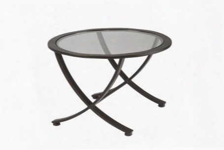 20902-025 Wellington Bunching/nesting Table In Oil Rubbed Bronze Metal &