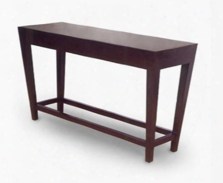 3002-03 Marion Rectangular Console Table In Espresso