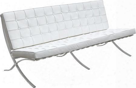 Fmi4001p-white Pavilion Sofa