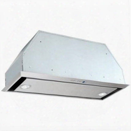 """P195p2m70sb 28.31"""" Custom Hood Insert With Powerful Internal Pro1200 Blower Variable 4-speed Electronic Dual Halogen Bulbs 30-hour Filter Clean In Dicator:"""