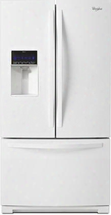 "Wfr736sdaw 3 6"" 36"" Ada Compliant Energy Star French Door Refrigerator With 25 Cu. Ft. Capacity Microedge Shelves Freshflow Produce Preserver And Freshflow"