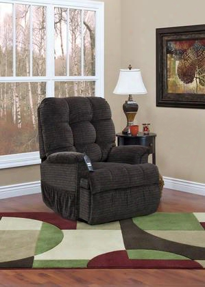 5555p-cag Petite Sleeper/reclining Lift Chair -