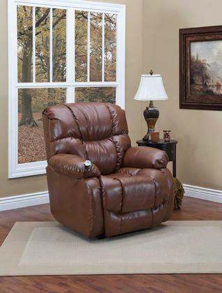 5900- Blp Wall-a-way Reclining Lift Chair - Bonded Leather