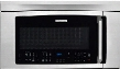 "IQ-Touch EI30BM60MS 30"" Over-The-Range Convection Microwave With 1.8 cu. ft. Capacity 1000 Watt Quartz Grill/Heater Cook-2-Perfection Technology and Diamond"