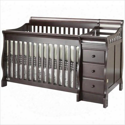 315w Michelle Crib'n'bed Convertible Crib In