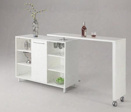 Barclay-bar Barclay Barclay Gloss White