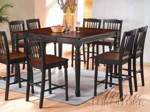 07905 Carriage House Counter Height Dining Table With