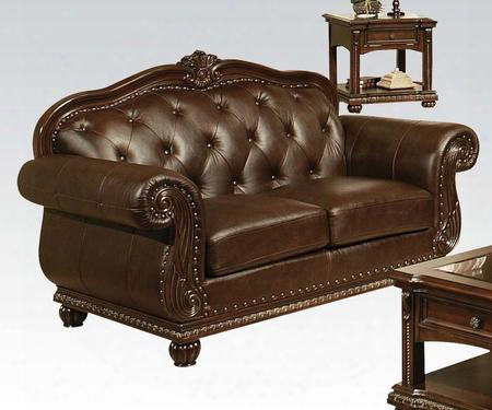 15031 Anondale Loveseat Cherry