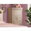 02217 Doll House Chest in Cream