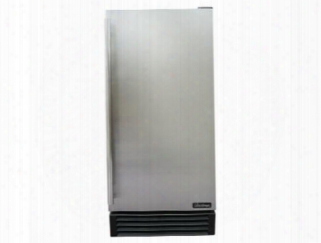 Vt-refout15 3.18 Cu. Ft. Outdoor Refrigerator With Internal Light Front Exhaust Allows For Built-in Instalkation 3 Adjustable Metal Shelves Metal Storage