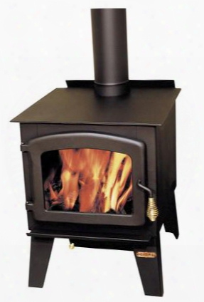 Db03030 Austral Wood Stove On Legs With