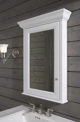 Mt20d4fhcl Fairhaven Collection 34 X 26 Single Door Left Handed