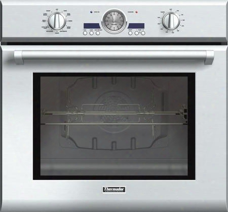 """Pod301j 30"""" Star K Certified Professional Series Built-in Single Electric Wall Oven With 4.7 Cu. Ft. Capacity Maxbroil Super Fast Preheat Heavy-duty"""