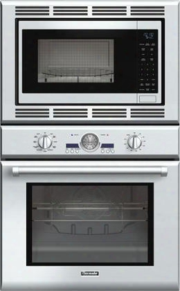 "Podm301j 30"" Star-k Certified Professional Series Built In Combination Wall Oven With 1.5 Cu. Ft. Microwave Capacity 4.7 Cu. Ft. Oven Capacity Fastest"