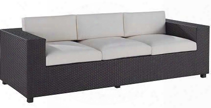 "S909-s 93"" Length Global Furniture Sofa In Black And"