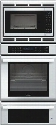 "MEDMCW71JS 27"" Star-K Certified Masterpiece Series Triple Combination Built-In Oven With 1.5 cu. ft. Microwave Capacity 4.2 cu. ft. Oven Capacity 2.3 cu. ft."