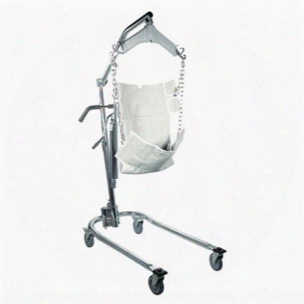 13023 Hydraulic Patient Lift With Six Point Cradle