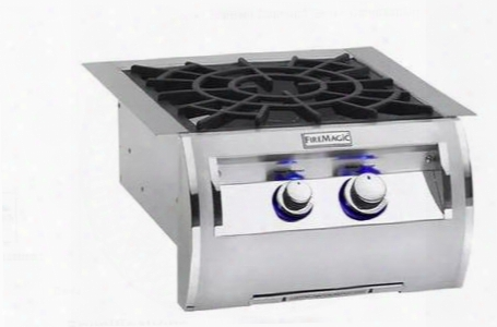 "194b0p0 Diamond 19"" Power Burner Up To 60 000 Btus Liquid Propane In Stainless"