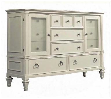71925 Ashby Twelve Drawer Dresser In Patina