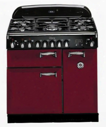 "Aleg36dfcrn Legacy Series 36"" Freestanding Pro-style Dual Fuel Range With 5 Sealed Burners 2.2 Cu. Ft. Convection Oven 1.8 Cu. Ft. 7 Mode Multifunction Oven"