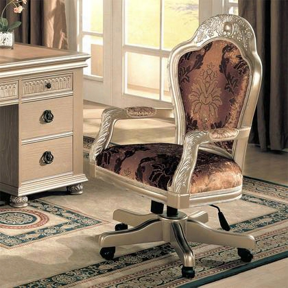 Ge7770c Geneva Executive Chair In Champagne