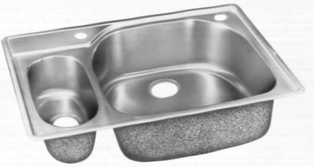 Lcgr3322l4 Gourmet Series Double Bowl 4