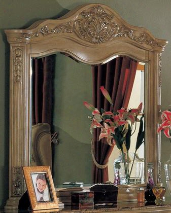 Nc8006m Nicia Mirror In A Whitewash
