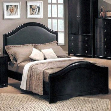 Sa2121k Sada Wood King Bed In Espresso
