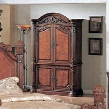 WA7204TV Washington TV Armoire in Cherry