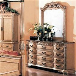 W6017dr Isabella Dresser With Marble