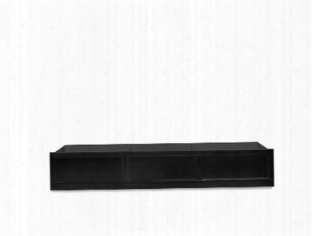 Y1874-90 Bennett Next Generation Youth Trundle In Black Finish Compatible With Bunk