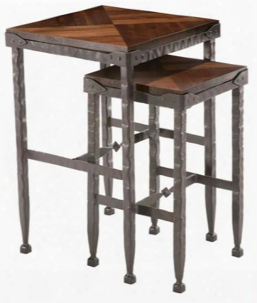 904-224-wal Forest Hill Nesting Table Large Witu