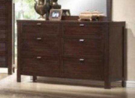 Am7907dr Amherst Wood Dresser In Espresso