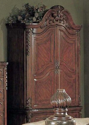 Kl6304tv Kelsey Tv Armoire In Dark Cherry