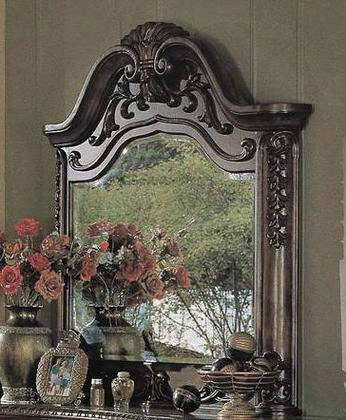 Kl6306m Kelsey Mirror In Dark Cherry